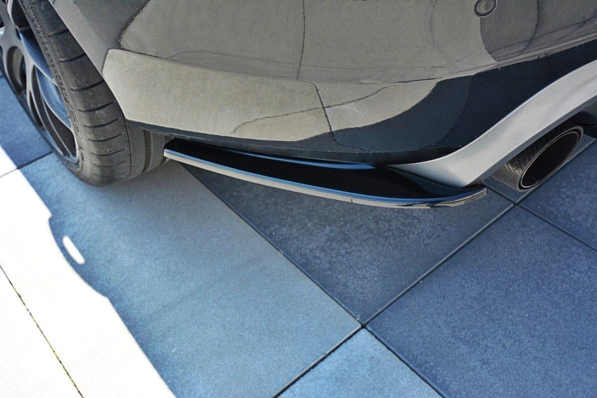Splittery Tylne Boczne Volvo V60 Polestar Facelift - GRUBYGARAGE - Sklep Tuningowy